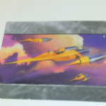 Star Wars Galaxy 1998 Topps #SW5 Starfighter Trading card